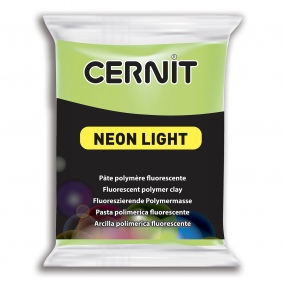 Cernit Neon light polymer clay