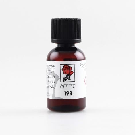 Roten Abdecklack 198