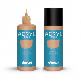Darwi Acrylic metallic paints