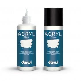 Peinture acrylique opaque Darwi