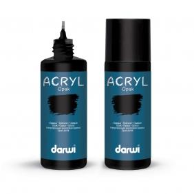 Darwi  Acrylfarben, Deckend