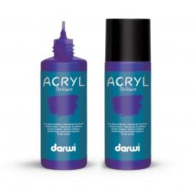 Darwi Acrylic glossy paints