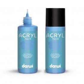 Darwi glänzenden Acrylfarben