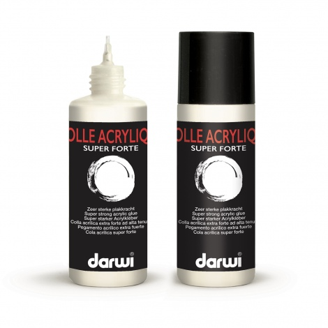Darwi extra strong acrylic glue