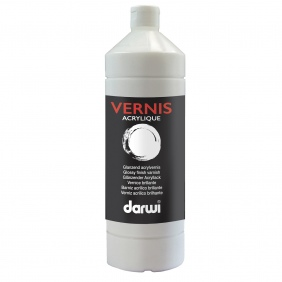 Vernis acrylique brillant 1000ml