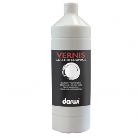 Darwi varnish glue