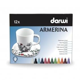 Armerina cold ceramic paints