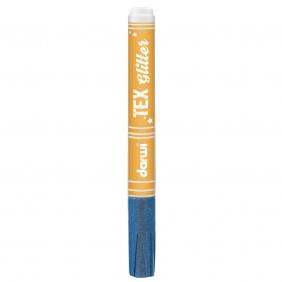 Marqueurs Tex Glitter bleu
