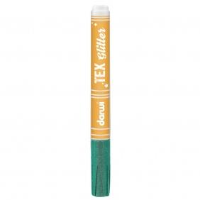 Marqueurs Tex Glitter vert fonce