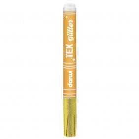 Marqueurs Tex Glitter jaune