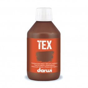 TEX 250ml brun fonce