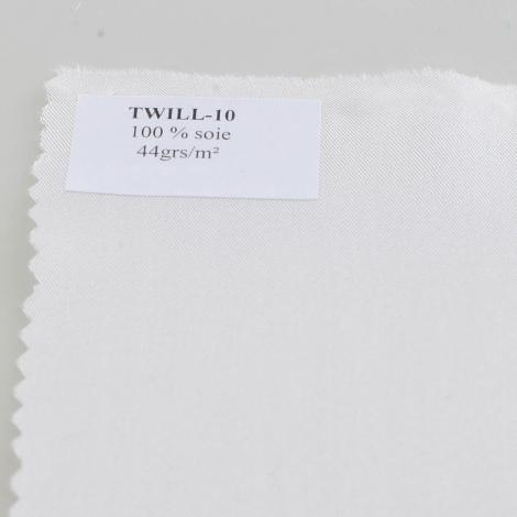 Foulards pré-roulottés en Twill 10