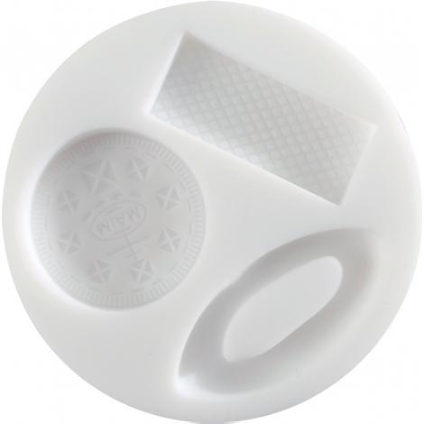 Moule en silicole Cernit