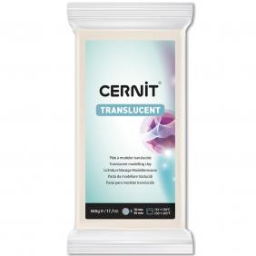 Pâte polymère Cernit Translucent