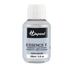 H Dupont Essence F (solvent-based washing)
