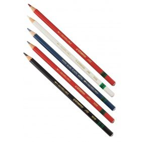 Graphit pencils - Red 8040
