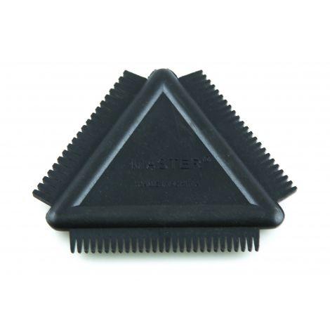 Rubber comb