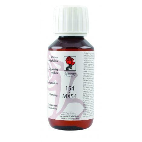 Médium huileux MX54