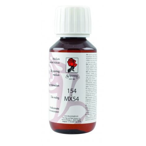 Oily medium MX54