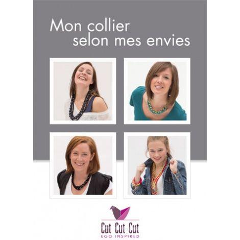 """Buch""""Mon collier selon mes envies"""""""