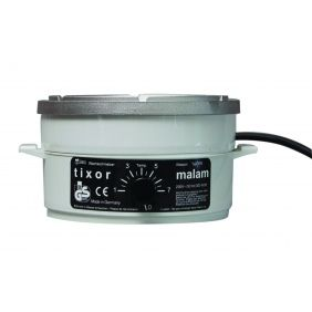 Electric wax pot