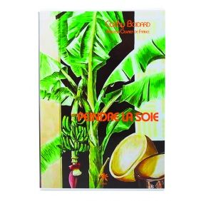 """Livres et DVD (français) - """"Peindre la soie"""""""
