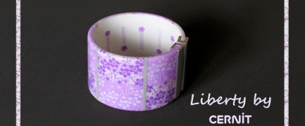 Tutoriel Cernit - Bracelet Liberty